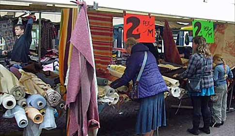 Stoffenmarkt Hoorn